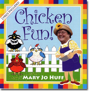 Chicken Fun - CD