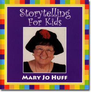 Storytelling For Kids - CD