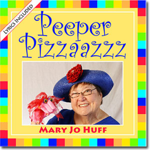 Peeper Pizzaazzz - CD