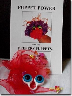 Peepers Puppets Mini Pak