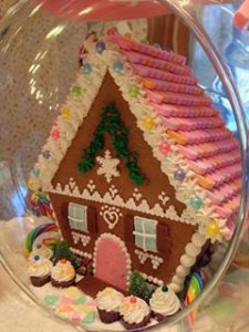 2013 Gingerbread Creation F