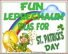 LEPRACHAUN IDEAS