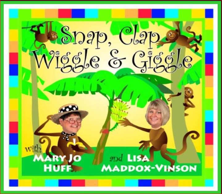 Snap, Clap, Wiggle & Giggle - CD